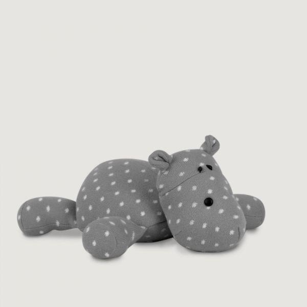 Mini Hippo Deitado